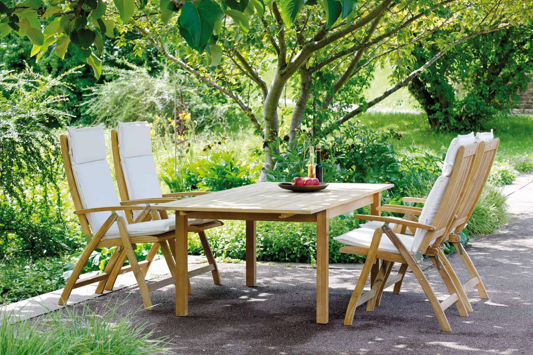 Link Holz Gartenmöbel