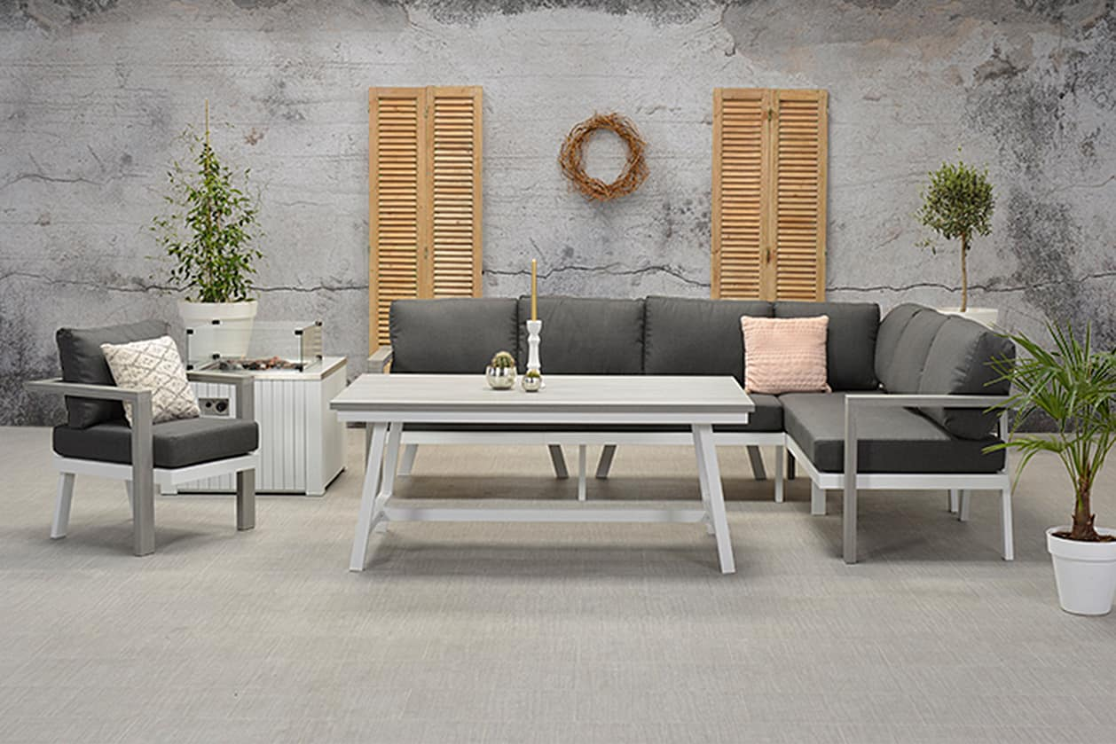 Link Lounge Gartenmöbel Esslounge