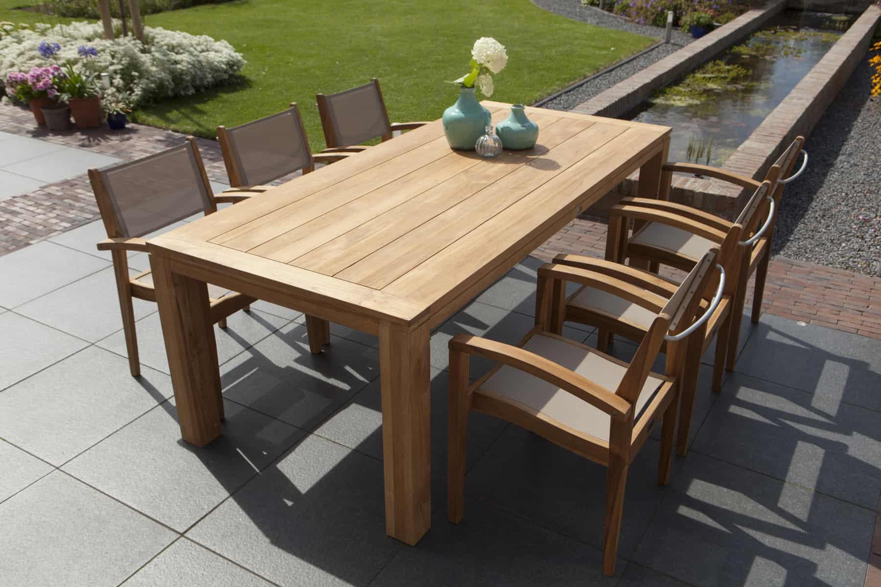 Holz Gartenmobel Teakholz Gartenmobel Keil Weinheim